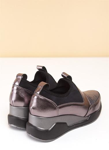 Pierre Cardin Sneakers Gümüş